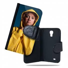 Étui personnalisé à rabat Galaxy S4