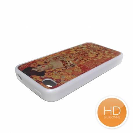 Coque personnalisée iPhone 4s : Silicone