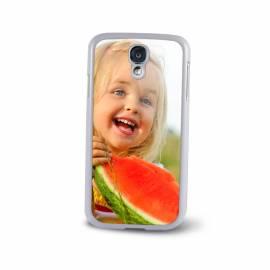 Coque personnalisée Galaxy S4 blanc