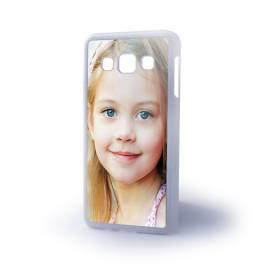 Coque personnalisée Galaxy A3 blanc