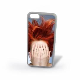 Coque personnalisée iPhone 7 blanc silicone