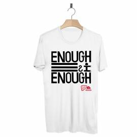 ( collection capsule ) T-shirt personnalisé By Valérie Kaparis - Enough