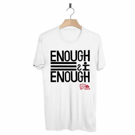 ( collection capsule ) T-shirt personnalisé By Valérie Kaparis - Enough