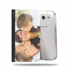 Étui personnalisé à rabat Galaxy S3