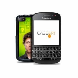 coque personnalisée blackberry z10