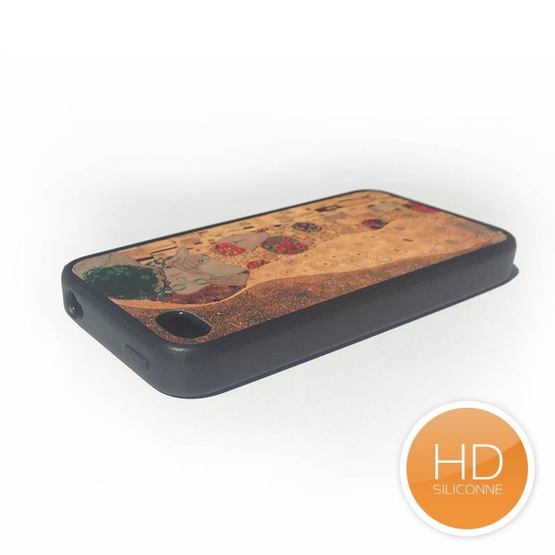Votre coque personnalisée iPhone 4 - 4s silicone