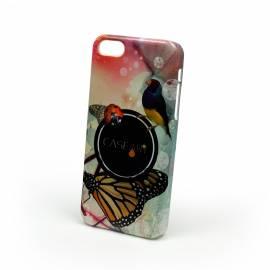 Coque personnalisée pour iPhone 5c / Photo premium