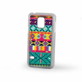 Coque personnalisée Samsung Galaxy S5 mini blanc