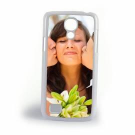 Coque personnalisée Galaxy S4 mini blanc