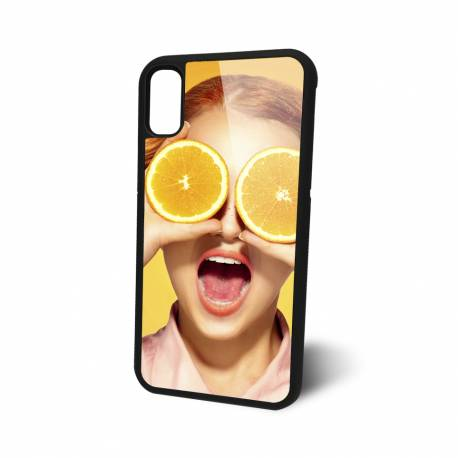 coque personnalisee iphone xr silicone