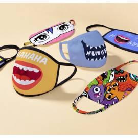 Masque personnalisé et personnalisable